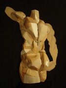 Male Torso (back view)